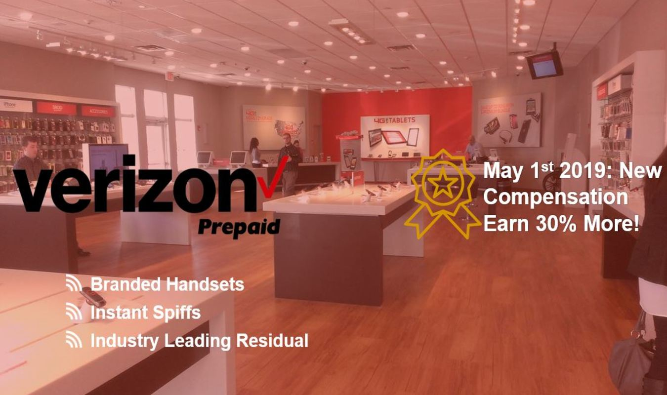 Verizon prepaid plan